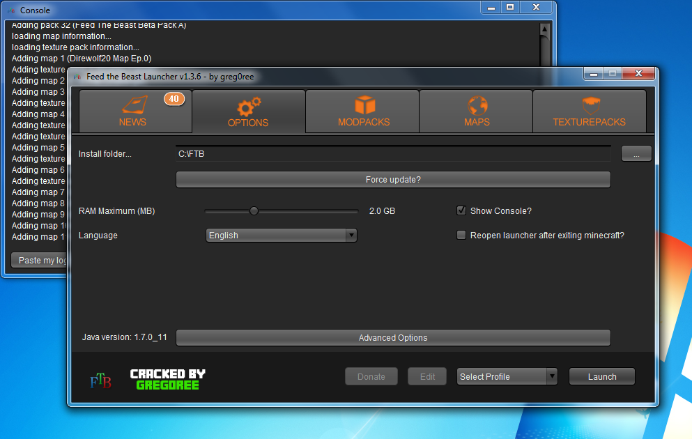 Download FTB - SGVE Server